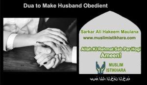 make husband obedient